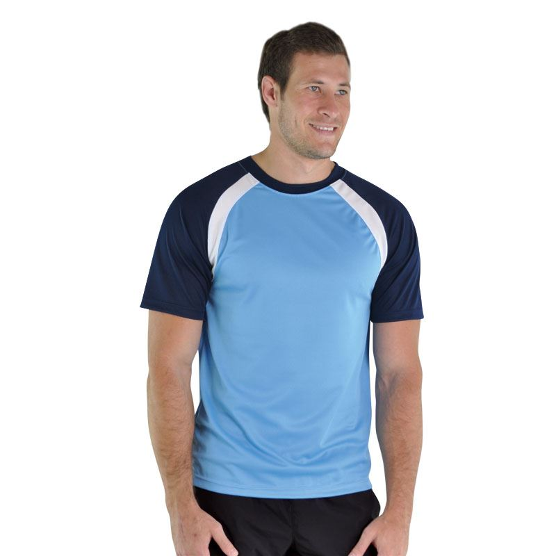 Picture of Raglan Sleeve Sports T-Shirt
