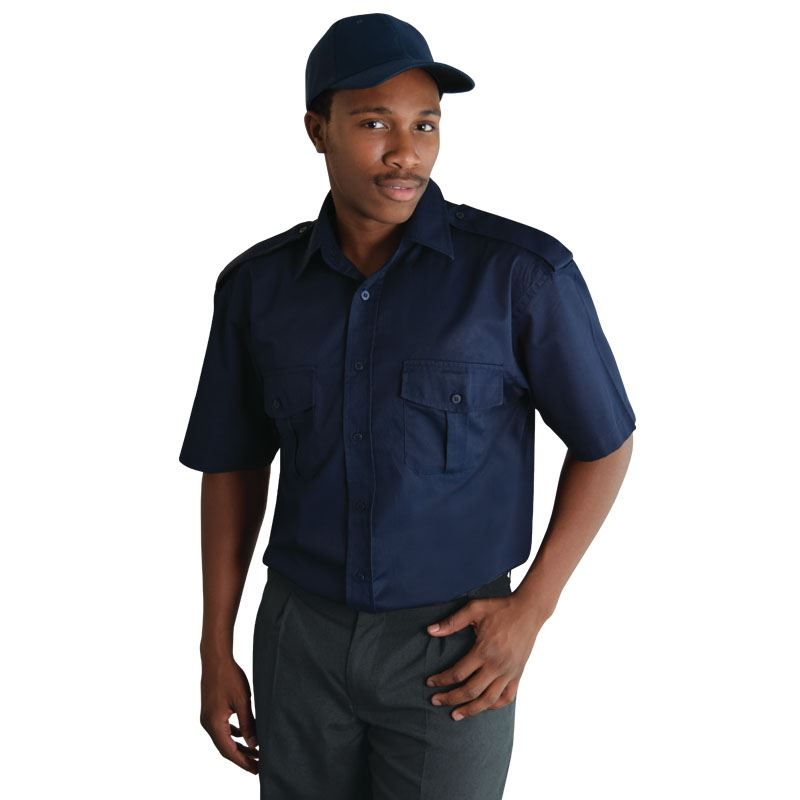Picture of Woven Security Shirt - End of Range