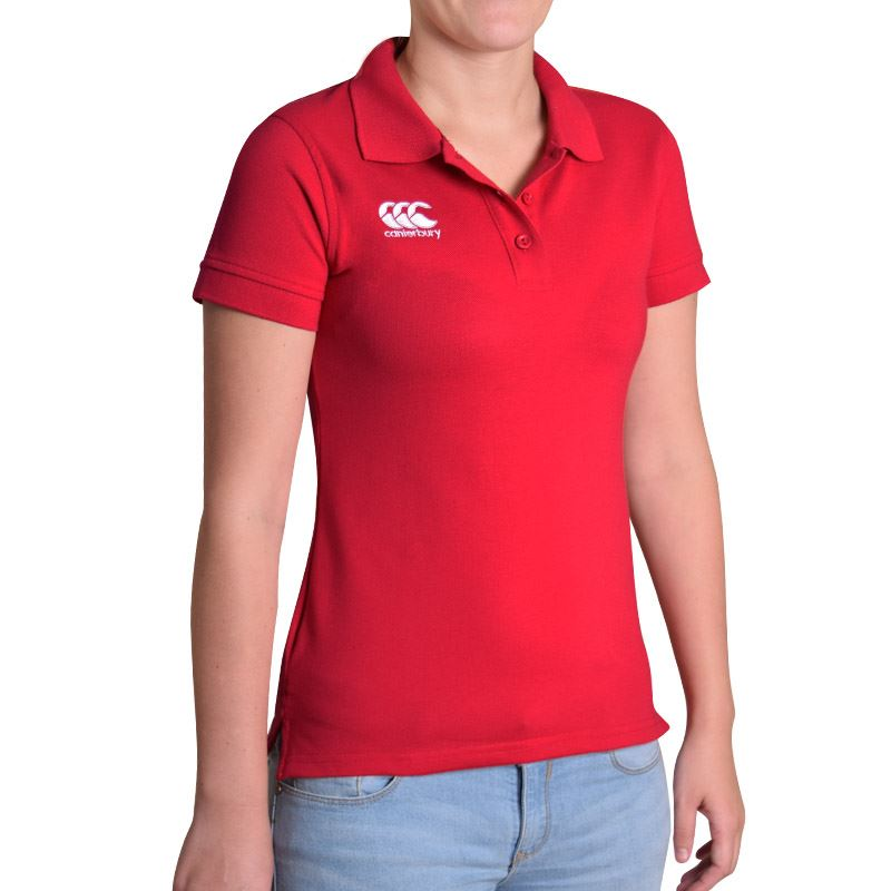 Picture of Canterbury Ladies Waimak Polo