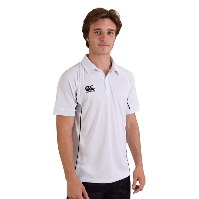 Picture of Canterbury Mens Side Panelled Polo