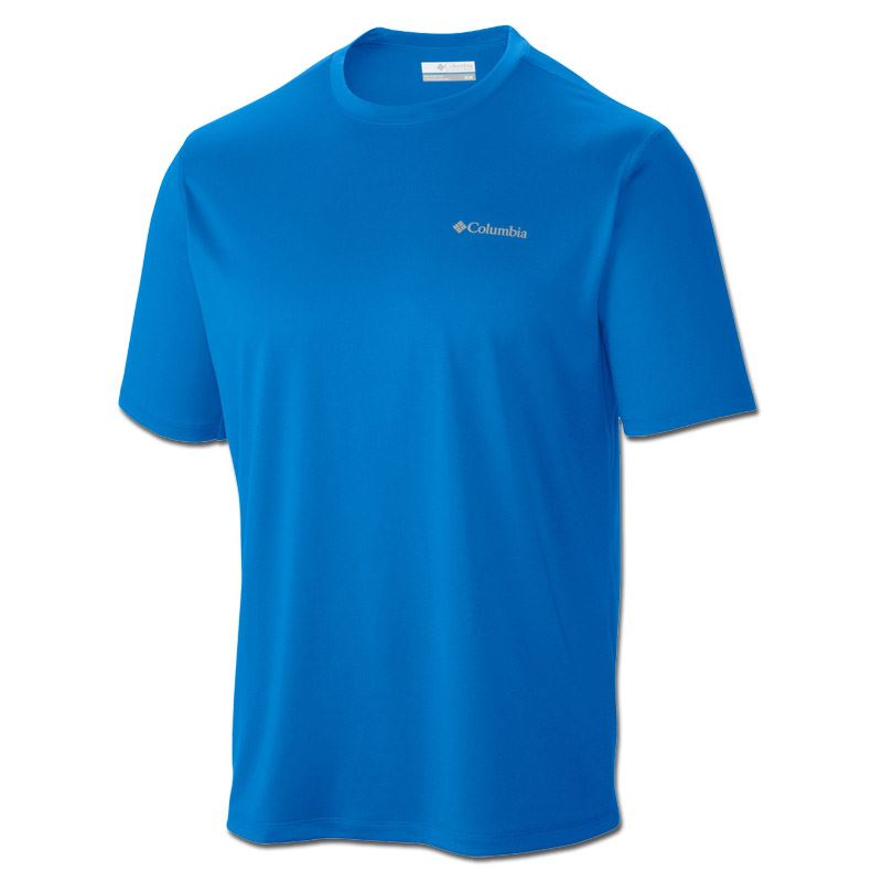 Picture of Columbia Tech Trek Short Sleeve Shirt