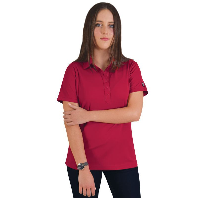 Picture of Ladies Jewel Polo