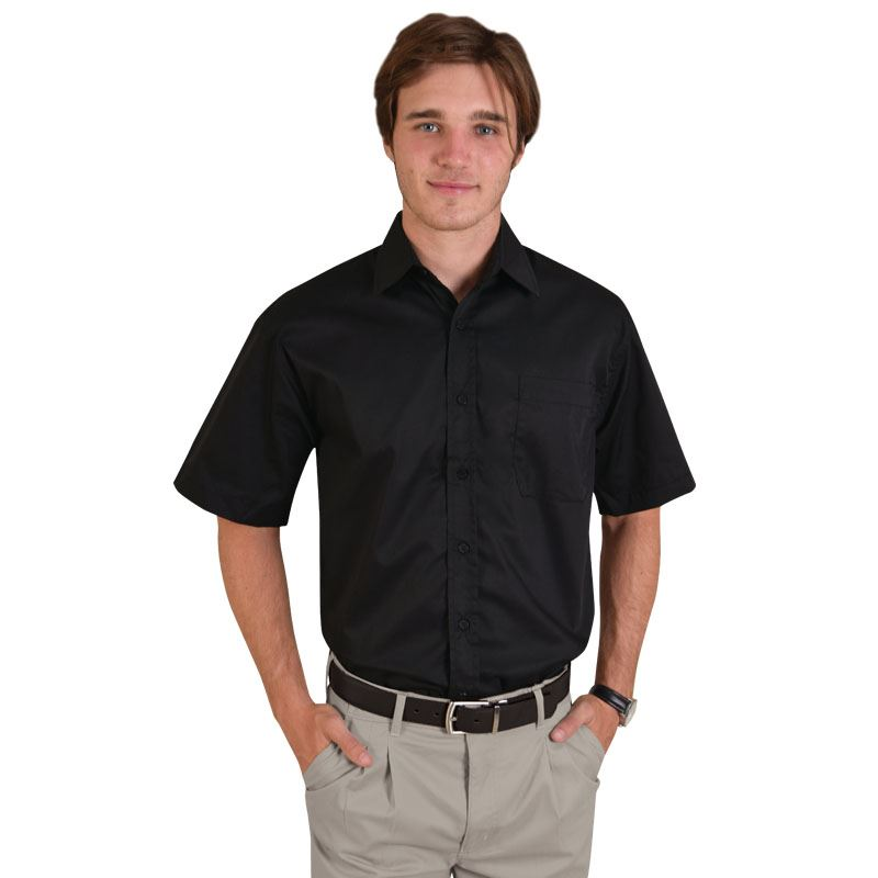 Picture of Classic Woven Shirt Short Sleeve