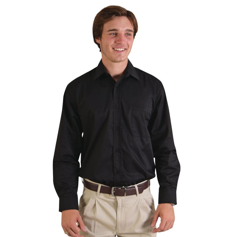 Picture of Classic Woven Shirt Long Sleeve
