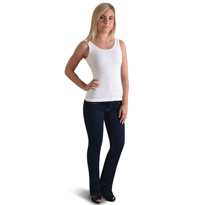Picture of Ladies Denim Jeans