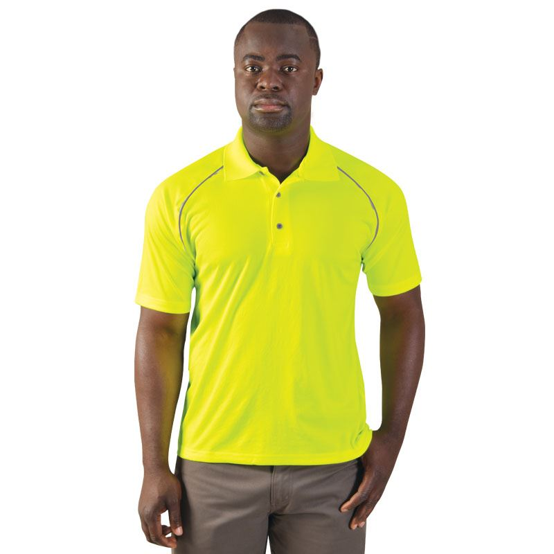 Picture of High Visibility Golfer